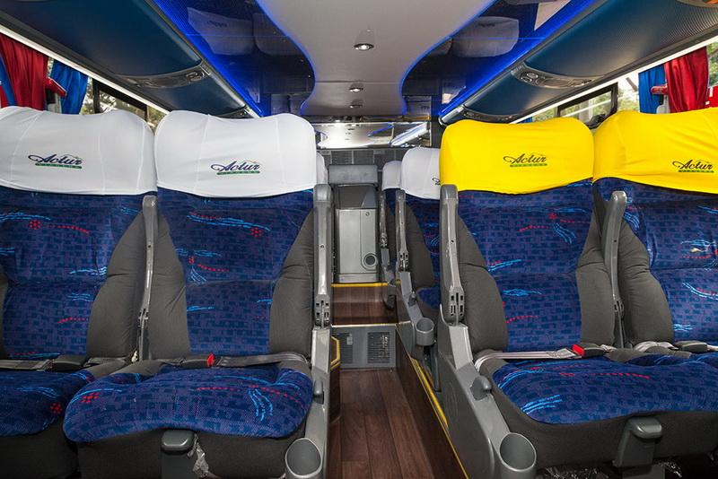 Ônibus DD Leito Turismo