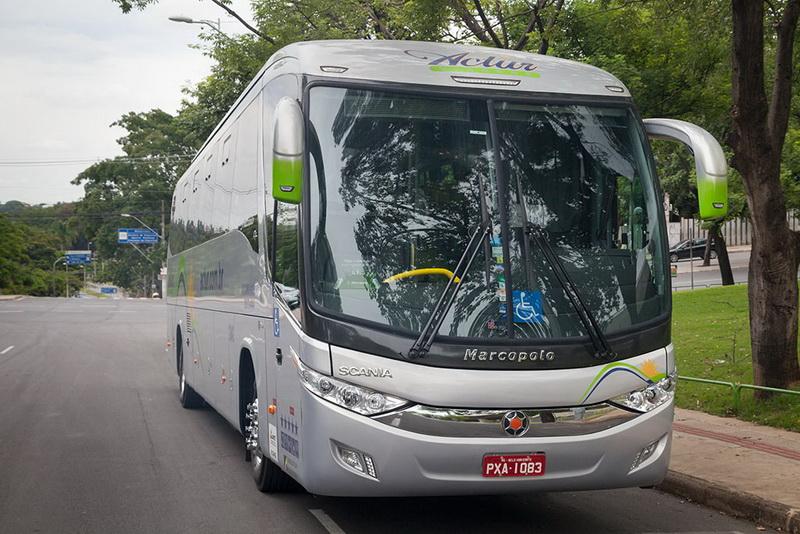Ônibus G7 – Leito Turismo