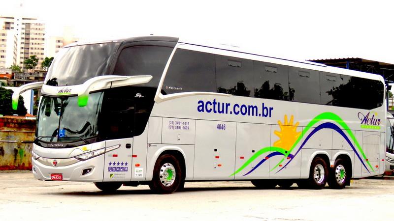 Ônibus LD – Leito Turismo
