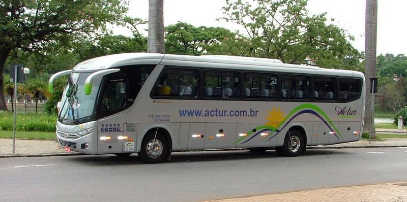 Ônibus G7 - Executivo