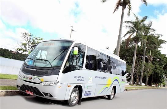 Microônibus Senior - Executivo