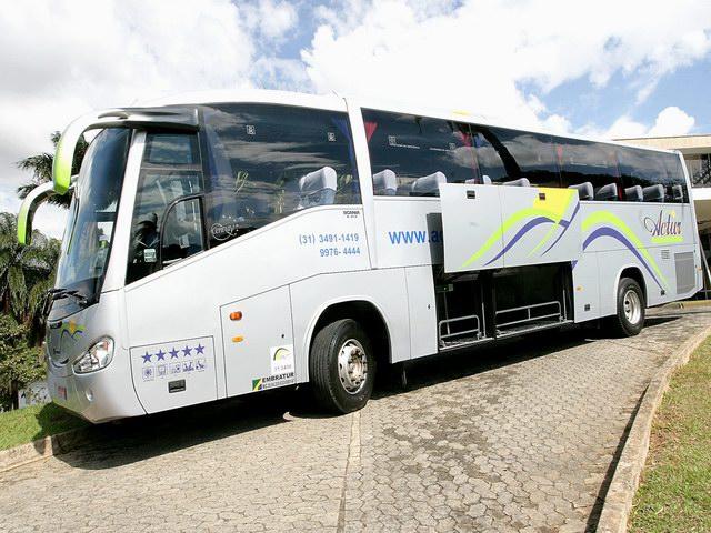 Ônibus Irizar Century – Leito Turismo